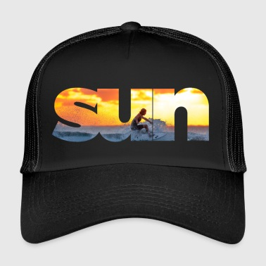 Sonne Text - Trucker Cap