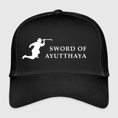 SWORD OF AYUTTHAYA - Trucker Cap