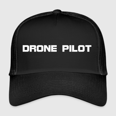 DRONE PILOT - Cap / Cap for drone operators - Trucker Cap