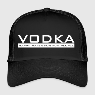 Vodka - happy vann - Trucker Cap