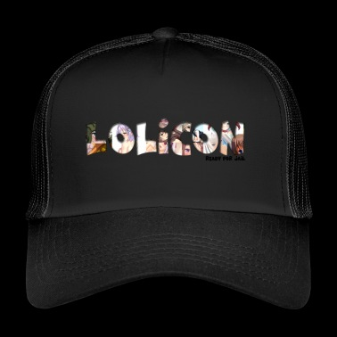 Lolicon klar for fengsel - Trucker Cap