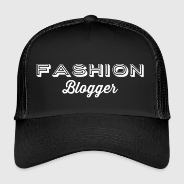 Fashion Blogger 2 - white - Trucker Cap
