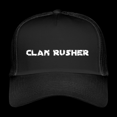 Clan Rusher - Trucker Cap