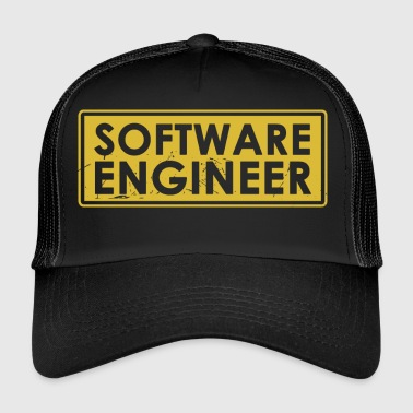 Softwareingeniør - Trucker Cap