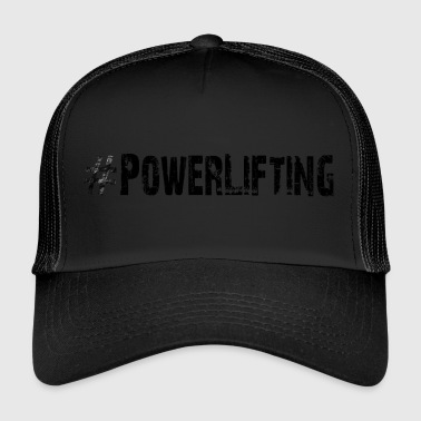 powerlifting - Trucker Cap