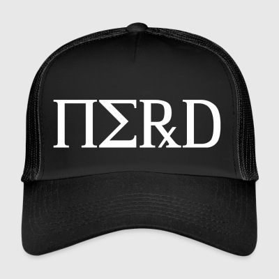 Big Nerd - Trucker Cap