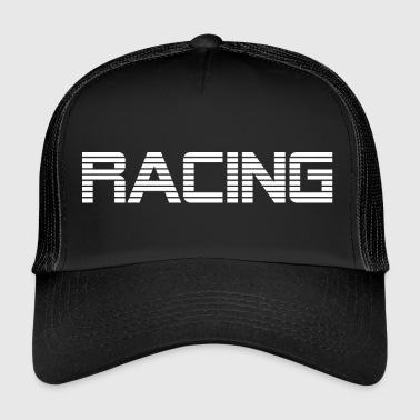 RACING - RACE CONDUITE - Trucker Cap