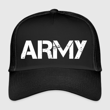 Army - Trucker Cap