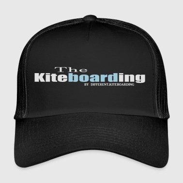 the kiteboarding - Trucker Cap