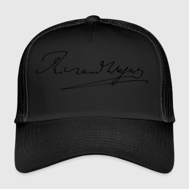 Richard Wagner Signature - Trucker Cap