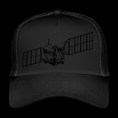 satellite - Trucker Cap