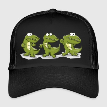 crocodile - Trucker Cap