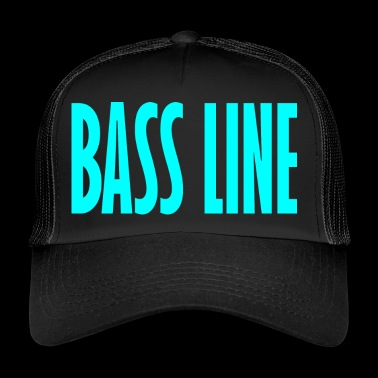 bass line - Trucker Cap