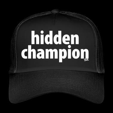Hidden Champion - Trucker Cap