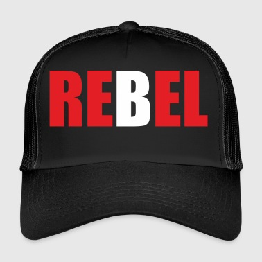 REBELL - Trucker Cap