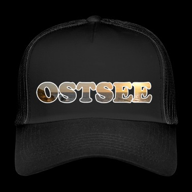 Text OSTSEE - Trucker Cap