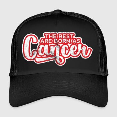 Zodiac tecken Cancer / Zodiac Cancer - Trucker Cap