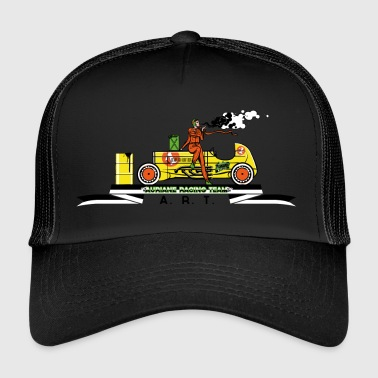 Racing teamet - Trucker Cap