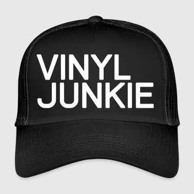 TECHNO - VINYL JUNKIE Pledge - Trucker Cap