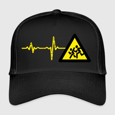 Gave Heartbeat Sprint Atletik - Trucker Cap