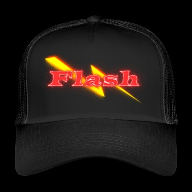 Flash sheet - Trucker Cap
