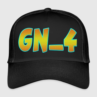 GamingNerd_4 YouTuber - Trucker Cap