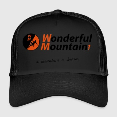 WM SLOGAN - Trucker Cap