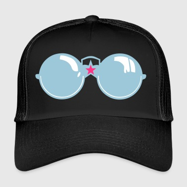 round star sunglasses 1112 - Trucker Cap