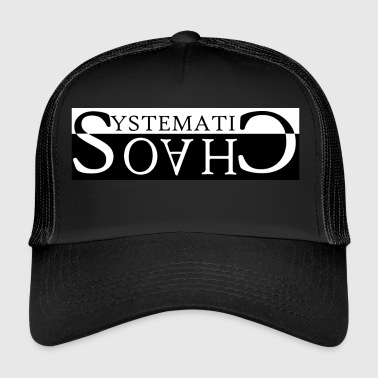 System Chaos Systematic Systematic chaos - Trucker Cap