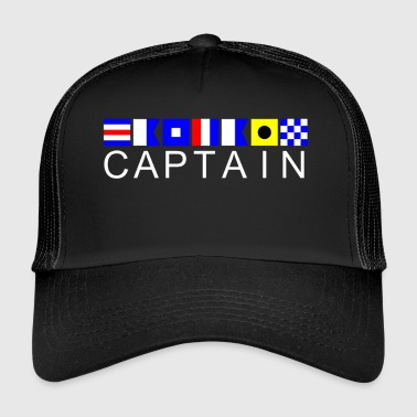 capitaine - Trucker Cap