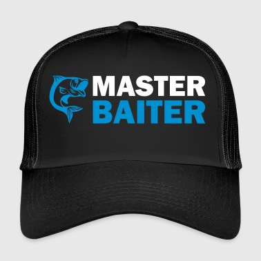 Master baiter fishing - Trucker Cap