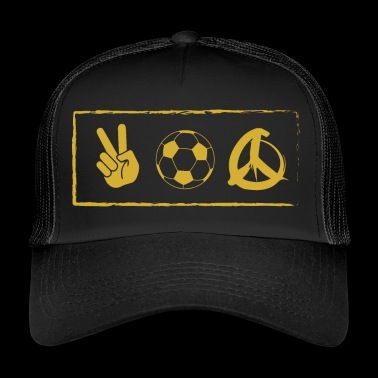 Voetbal is ons leven World Cup WC World Cup - Trucker Cap
