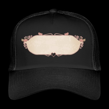 vuosikerta Shield - Trucker Cap
