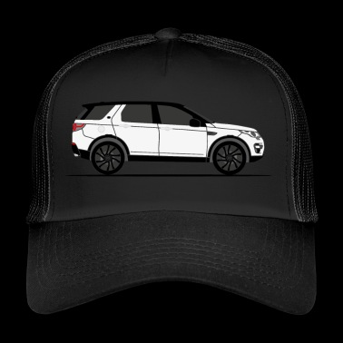 Discovery Sports - Trucker Cap