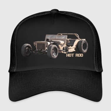 Military Rod - Trucker Cap