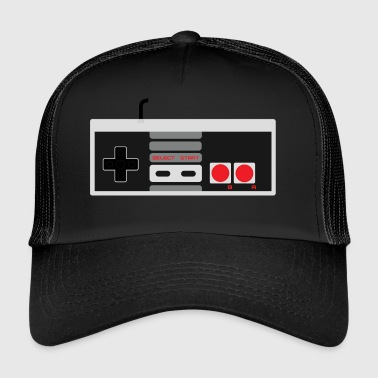 Gamepad - Trucker Cap