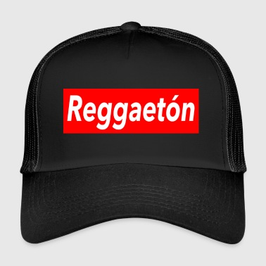 Reggaeton shirt - rouge - Mambo de New York - Trucker Cap