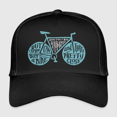 You Can t Buy Happiness - Trucker Cap