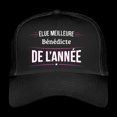 Be ne dicte elue meilleure Be ne dicte - Trucker Cap