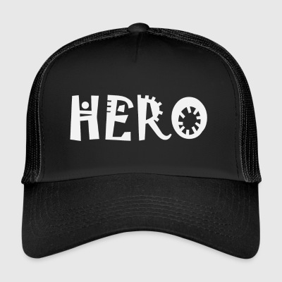 Hero 2 (2204) - Trucker Cap