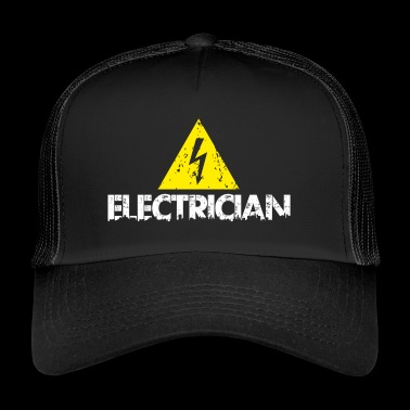Electrician Gift - Electrical Engineer - Trucker Cap