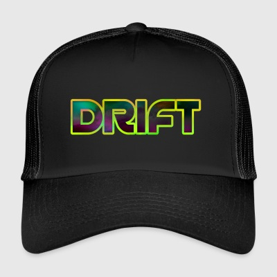 Magic Colour neon - Trucker Cap