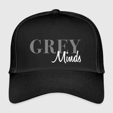 grå Minds - Trucker Cap