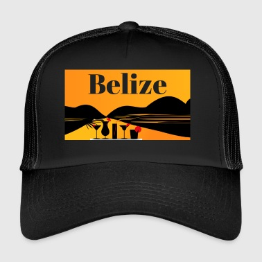 Belize - Trucker Cap