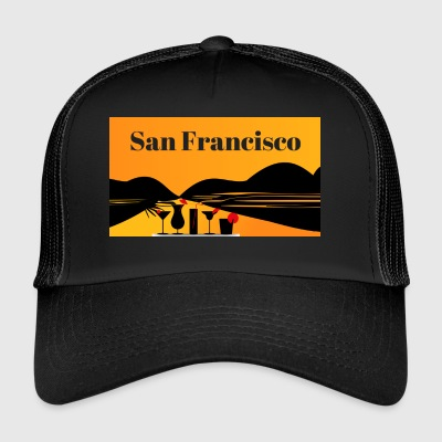 San Francisco - Trucker Cap