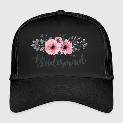 Bridesmaid. Maid of Honour.Hen Night Gifts.Favours - Trucker Cap