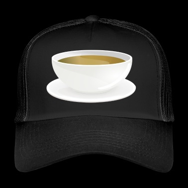 soup stew soup bowl noodle cooking food11 - Trucker Cap