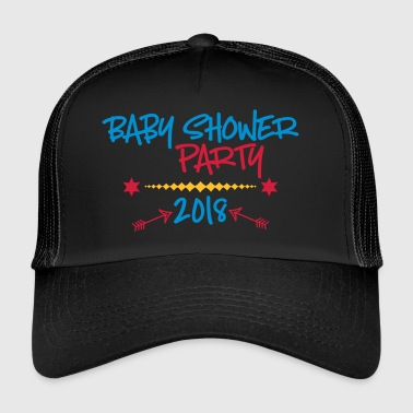 baby Shower - Trucker Cap