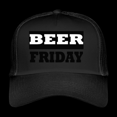 beerfriday - Trucker Cap