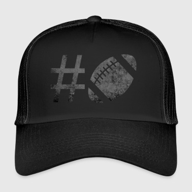 #FOOTBALL - Trucker Cap